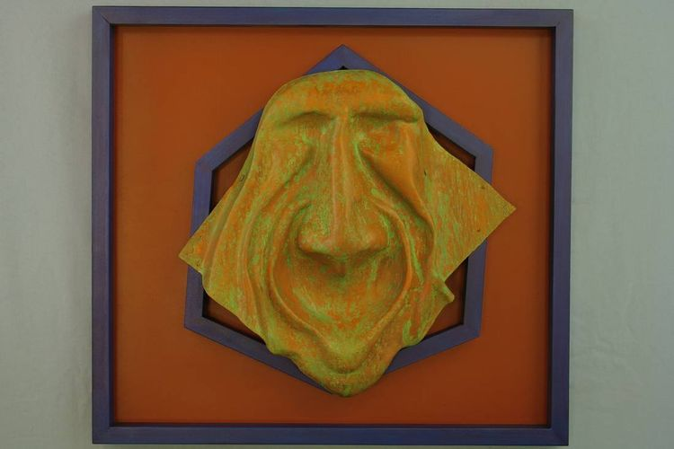 12 x 12 series A by Barry W. Sheehan - search and link Sculpture with SculptSite.com