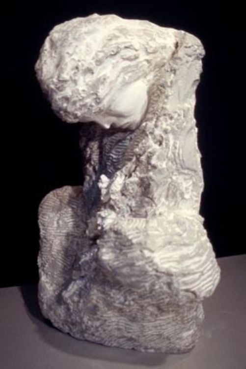 Tocahito, Rising Flower by Bill Batic - search and link Sculpture with SculptSite.com