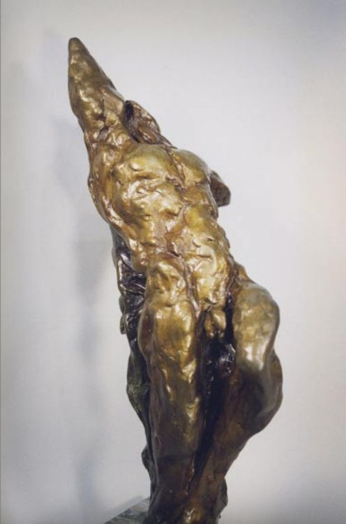 Bronze Emotion by Bill Batic - search and link Sculpture with SculptSite.com