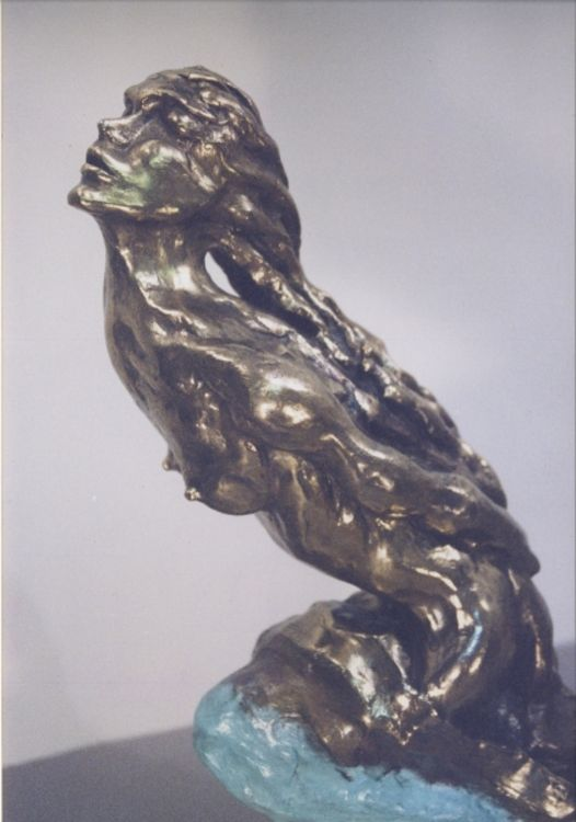 Endearment by Bill Batic - search and link Sculpture with SculptSite.com