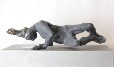 At the Edge by belgin yucelen - search and link Sculpture with SculptSite.com