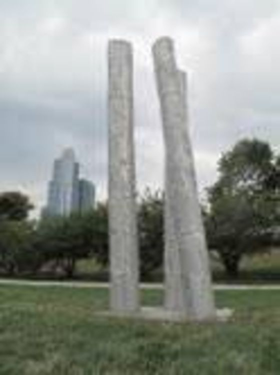 Metal Repose by Bill Vielehr - search and link Sculpture with SculptSite.com