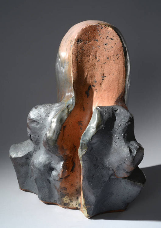 Inside Out by Robert Pulley - search and link Sculpture with SculptSite.com