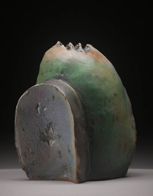 Seed by Robert Pulley - search and link Sculpture with SculptSite.com