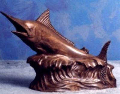 Sailfish by Edward Kitt - search and link Sculpture with SculptSite.com