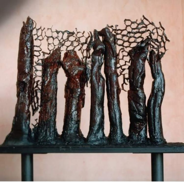 Contemporanea by Cristina Trifiro - search and link Sculpture with SculptSite.com