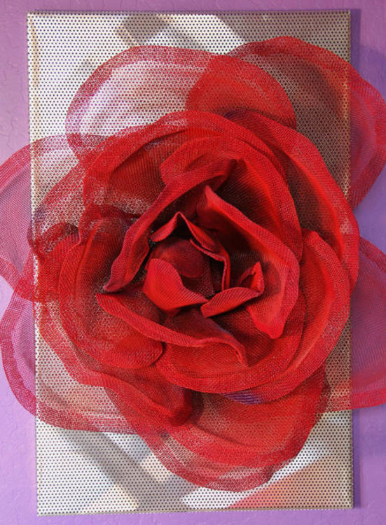 Red Red Rose by Dan Rider - search and link Sculpture with SculptSite.com