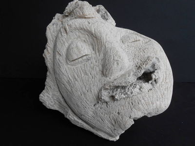 Coral Clown by David Willis - search and link Sculpture with SculptSite.com