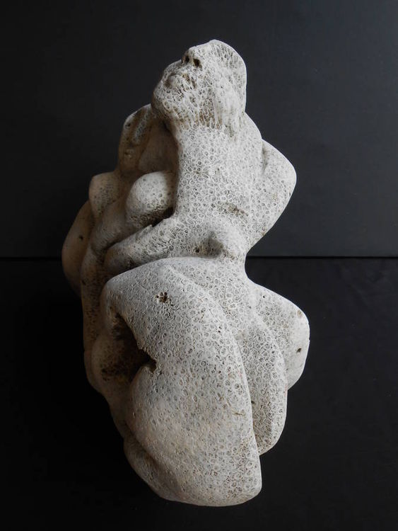 Pieta from the Sea by David Willis - search and link Sculpture with SculptSite.com