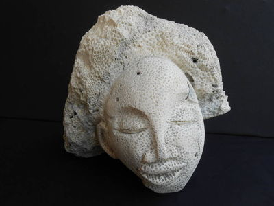 Coral Beauty by David Willis - search and link Sculpture with SculptSite.com