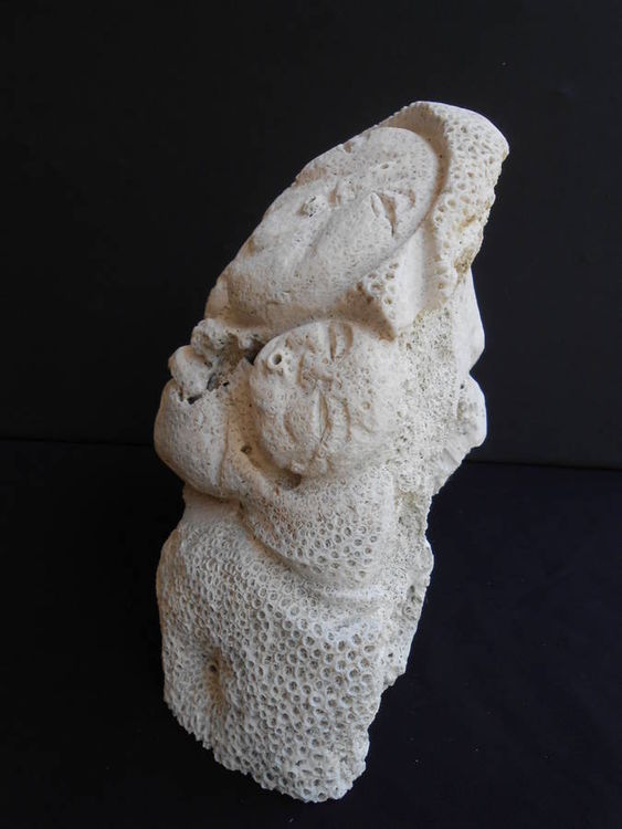 Mother With Babies by David Willis - search and link Sculpture with SculptSite.com