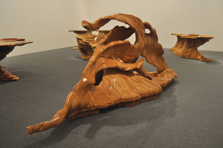Metamorphosis by David Knopp - search and link Sculpture with SculptSite.com