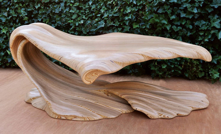 Tides by David Knopp - search and link Sculpture with SculptSite.com