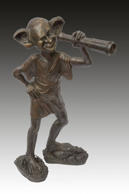 BUFFREY by Dorienne Carmel - search and link Sculpture with SculptSite.com