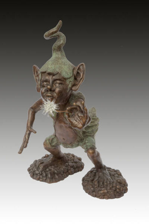PUDDYN  by Dorienne Carmel - search and link Sculpture with SculptSite.com