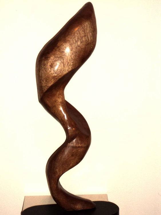 Swirl by Debora Solomon - search and link Sculpture with SculptSite.com