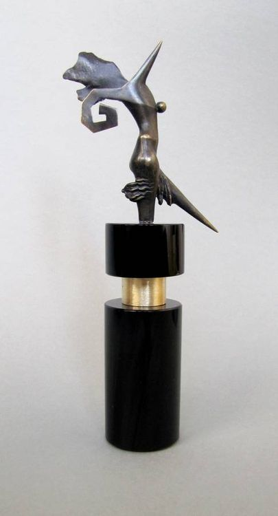 Courageous Step  by Emin Petrosyan - search and link Sculpture with SculptSite.com