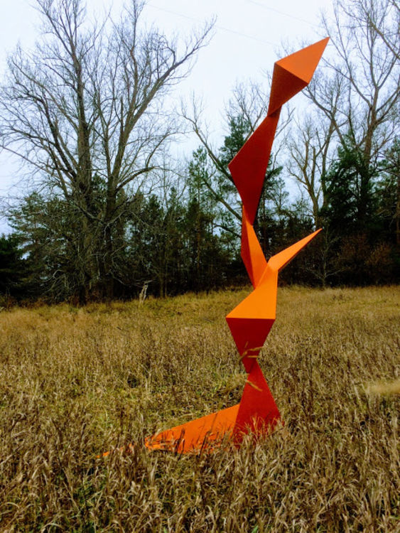 Arctangent by Brian Ferriby - search and link Sculpture with SculptSite.com