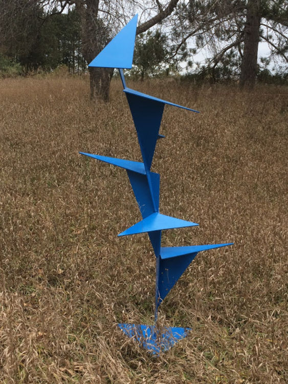 Modernistic by Brian Ferriby - search and link Sculpture with SculptSite.com