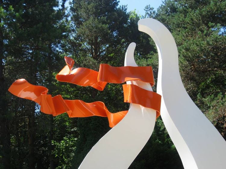 U-Wind by Greg Londrigan - search and link Sculpture with SculptSite.com