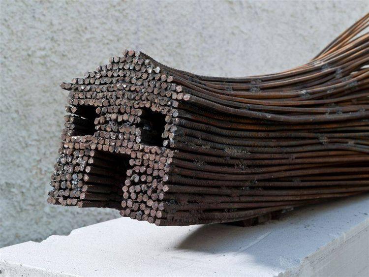 Elementary Partical by Hila Laiser Beja - search and link Sculpture with SculptSite.com