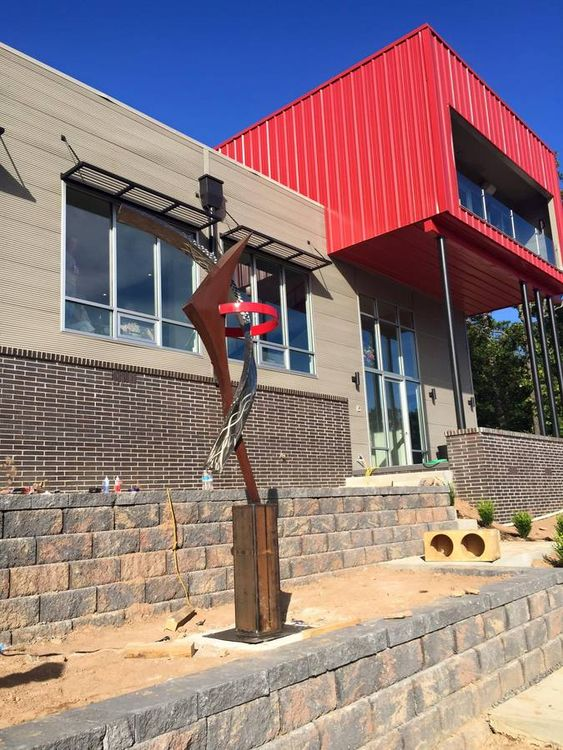 Escape by Hunter Brown - search and link Sculpture with SculptSite.com
