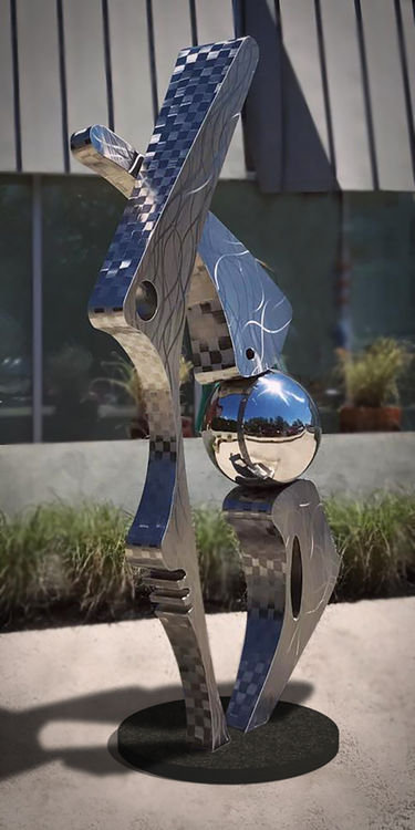 Paleo by Hunter Brown - search and link Sculpture with SculptSite.com