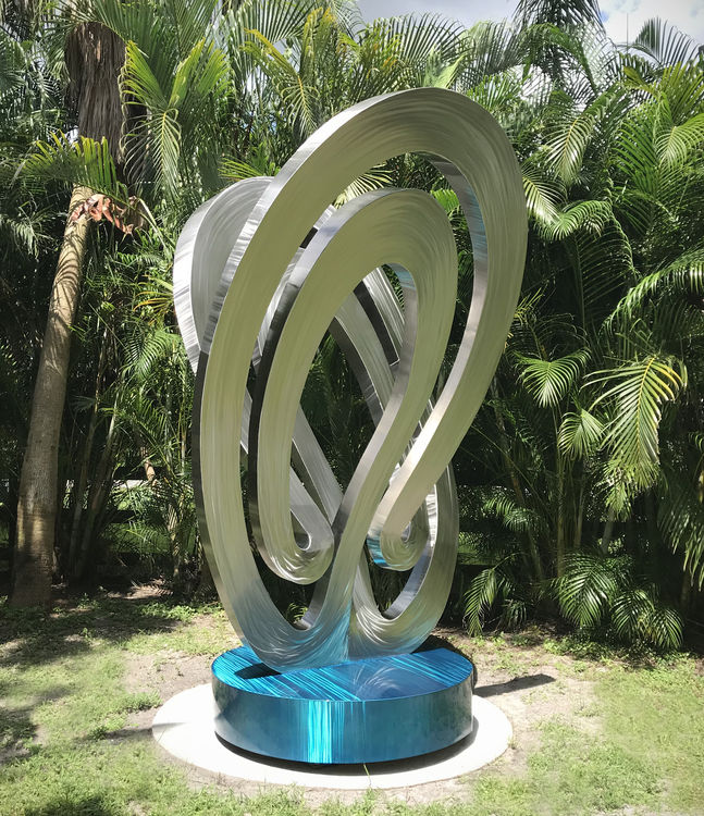 Eternity by Hunter Brown - search and link Sculpture with SculptSite.com