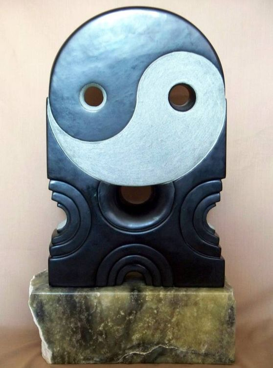 Universal Harmony Version Five by Jason Nelson - search and link Sculpture with SculptSite.com