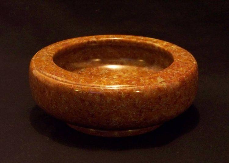 Orange Bowl by Jason Nelson - search and link Sculpture with SculptSite.com