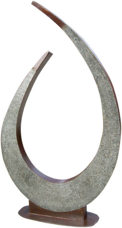Infinite Possibility by Jeff Hackney - search and link Sculpture with SculptSite.com