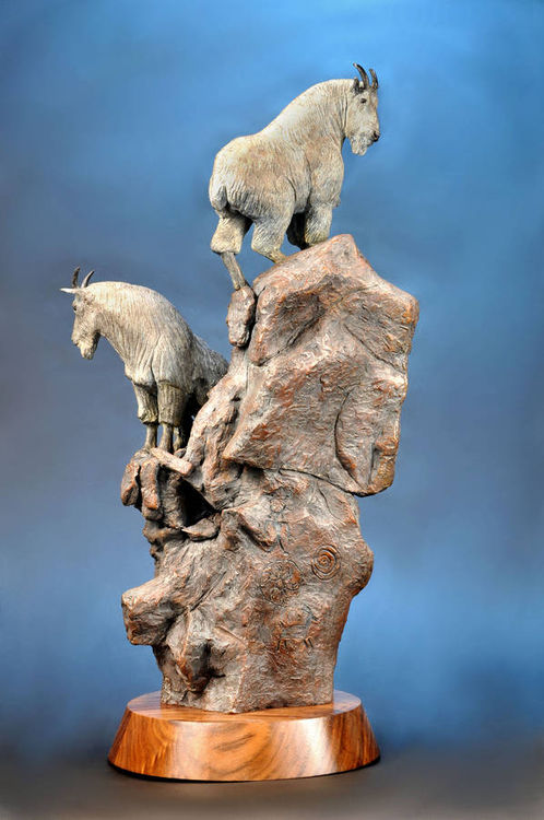 I've got your back by James Marsico - search and link Sculpture with SculptSite.com