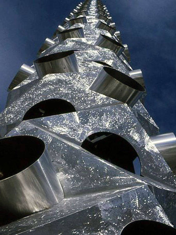 PARADIGM by Jon Barlow Hudson - search and link Sculpture with SculptSite.com