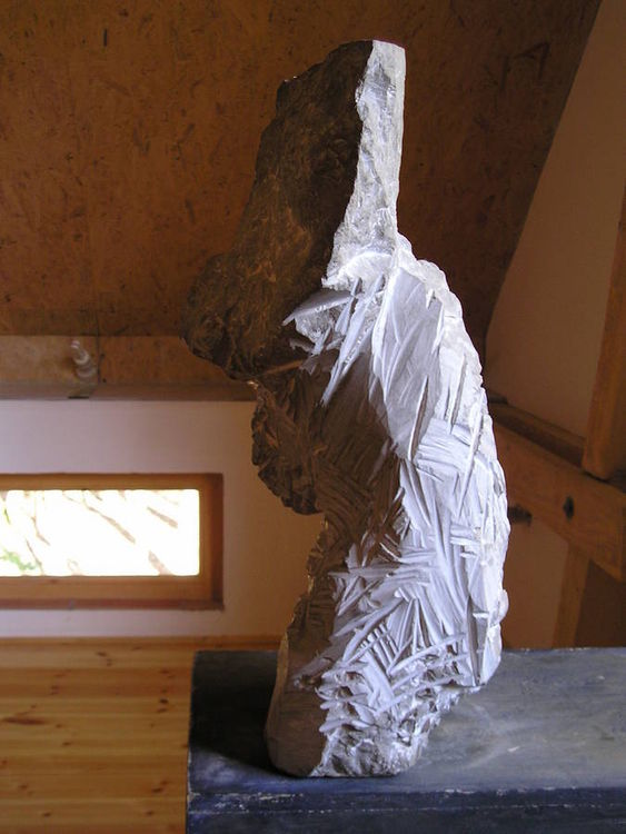 It Doesn\'t Matter, But Still by Eva Karcag - search and link Sculpture with SculptSite.com