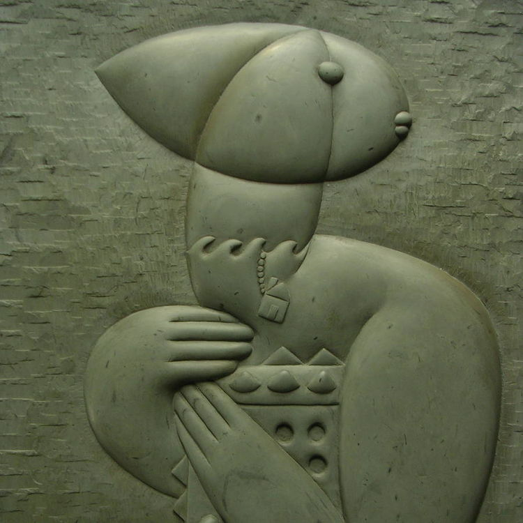 Family Secrets by Kerry O. Furlani - search and link Sculpture with SculptSite.com