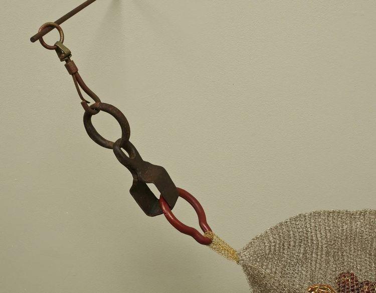 Cradle by Leslie Pontz - search and link Sculpture with SculptSite.com