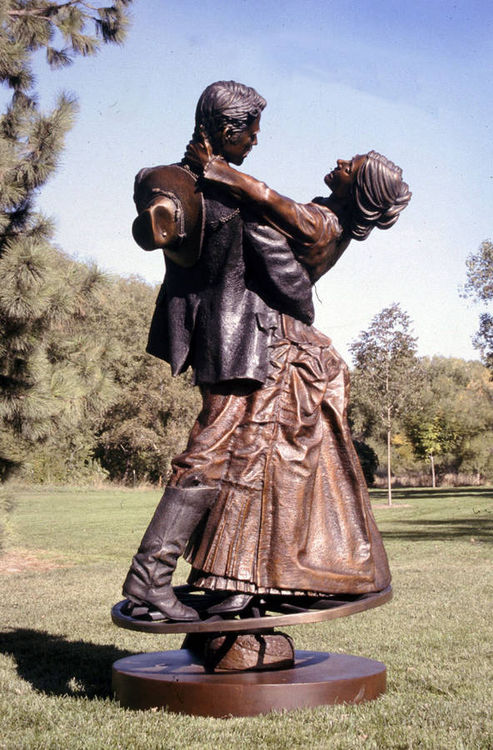 The Dance by James Muir - search and link Sculpture with SculptSite.com
