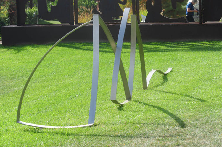 Natura Space I by Magels Landet - search and link Sculpture with SculptSite.com