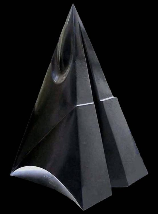 ENIGMA  by Marian Sava - search and link Sculpture with SculptSite.com