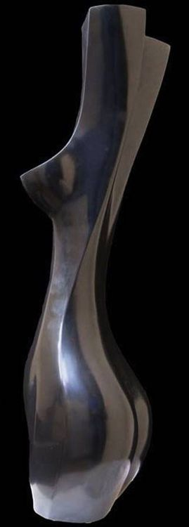 LIANA  by Marian Sava - search and link Sculpture with SculptSite.com