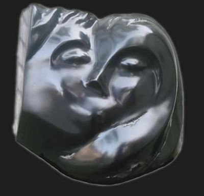 TENDERNESS  by Marian Sava - search and link Sculpture with SculptSite.com