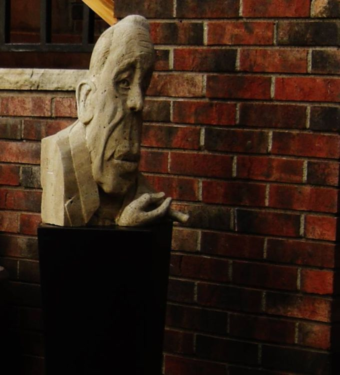 Boogieman by Martin Cooney - search and link Sculpture with SculptSite.com