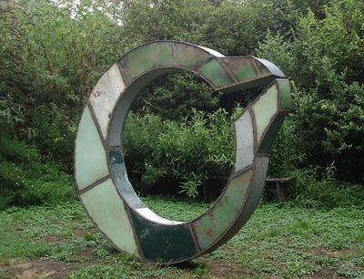 C Me. by David Vanorbeek - search and link Sculpture with SculptSite.com