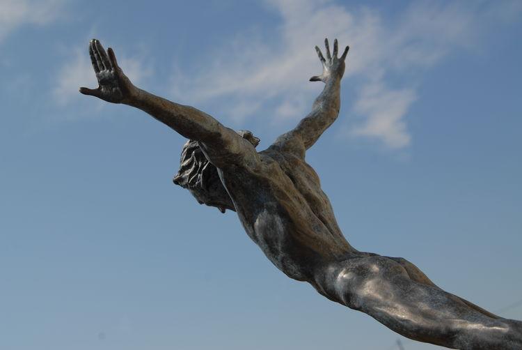 LE DON by PATRICK MONTALTO - search and link Sculpture with SculptSite.com