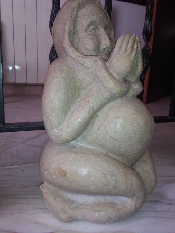 CONTEMPLAZIONE by Nazareno Spinelli - search and link Sculpture with SculptSite.com