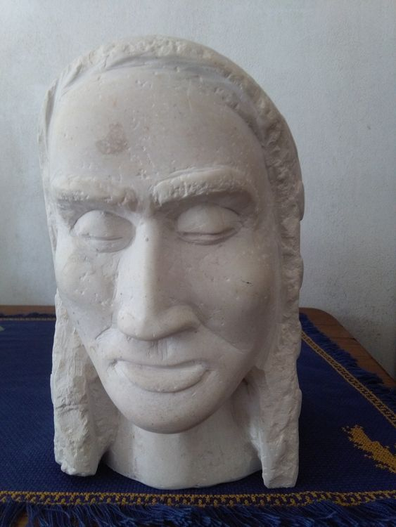DANTE by Nazareno Spinelli - search and link Sculpture with SculptSite.com