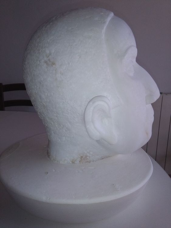 EMERSION by Nazareno Spinelli - search and link Sculpture with SculptSite.com
