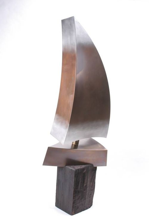 Americas Cup by Chris ORourke - search and link Sculpture with SculptSite.com