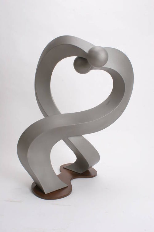 Romance by Chris ORourke - search and link Sculpture with SculptSite.com
