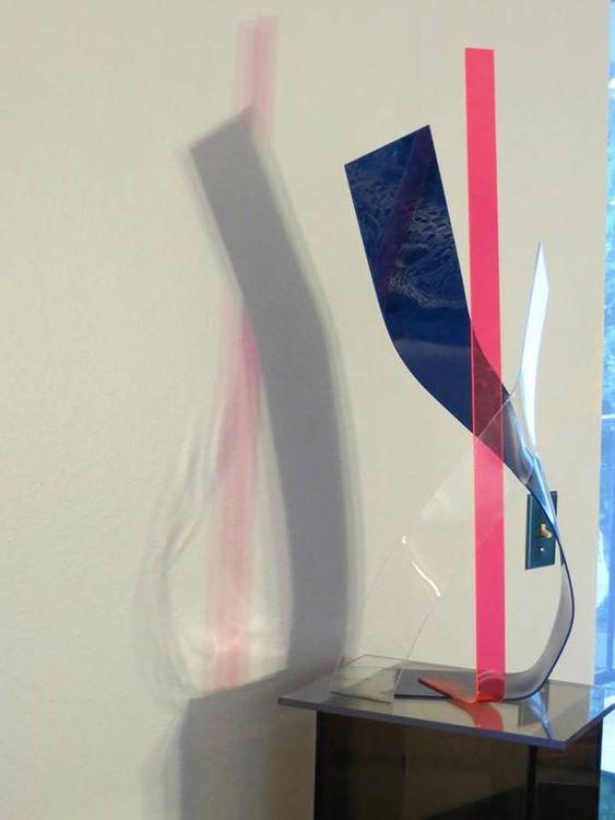 Tenacious Pink by Paul Heintzelman - search and link Sculpture with SculptSite.com